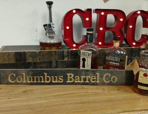 Sipping With The Columbus Barrel Co.