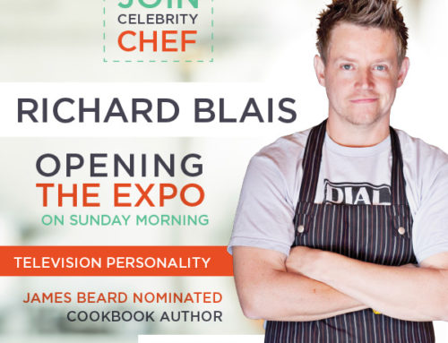 I Interviewed Richard Blais!!!!
